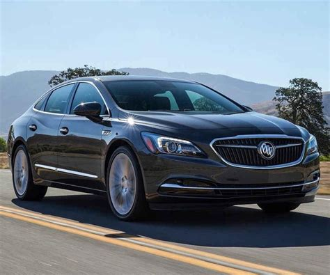 2018 Buick Lacrosse Release Date, Specs, Price, Changes