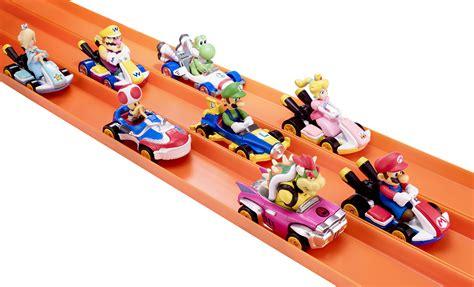 Nintendo Announces Mario Kart Inspired Hot Wheels