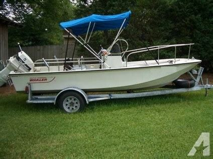 Boat Parts For Sale In Houston Texas by 1986 Boston Whaler 17 Montauk For Sale In Houston Texas