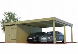 Doppelcarport Mit Schuppen : multi carports mit seitlichem abstellraum schuppen rechteck oder winkelcarport ~ Markanthonyermac.com Haus und Dekorationen