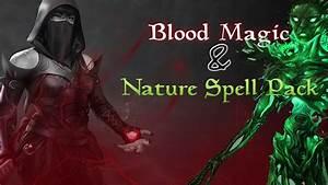 The Elder Scrolls V: Skyrim Mods: Nature Spell And Blood ...