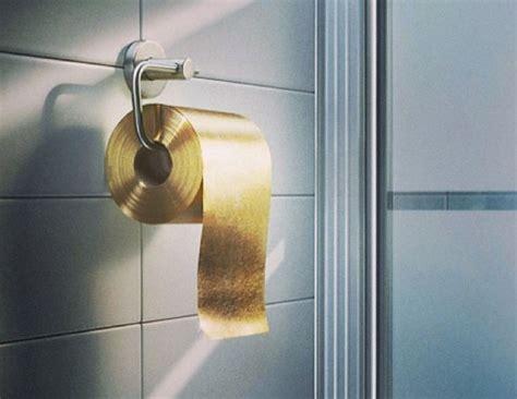 papier toilette en or arkko
