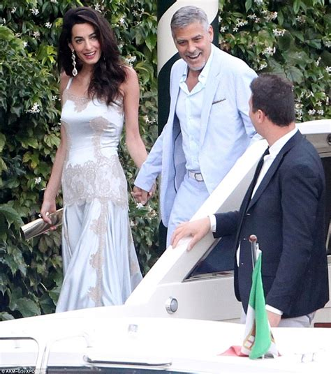 Love Boat Julie Gets Married by George Clooney S Lake Como Neighbours Say It Is Being