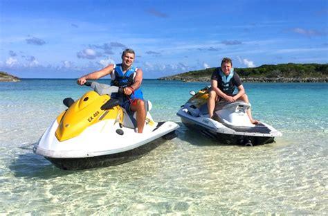 Boat Blow Up In Exuma by Activities 187 Bahamas Rental Villas