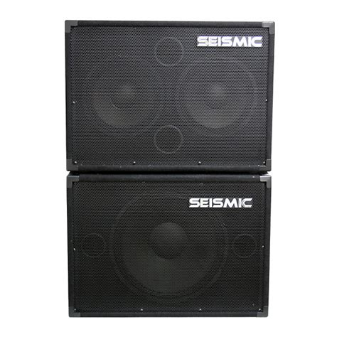 new 1x15 2x10 bass guitar speaker cabinet 115 210 reverb