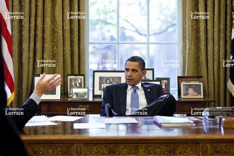 monde obama refait la d 233 co du bureau ovale