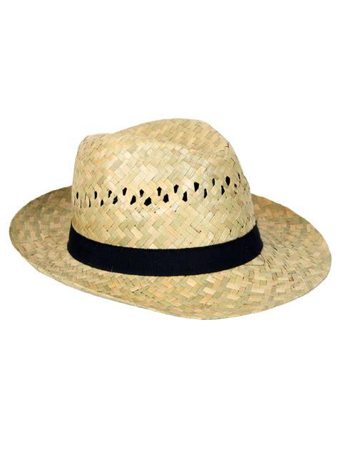 chapeau de paille beige kebello