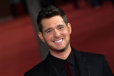 Michael Bublé Reveals He Thought He Was Going To Die