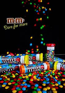 Commercial Photography (M & Ms poster) | Adobe Education ...