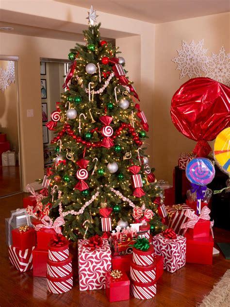 Simple Christmas Tree Decorating Ideas 2016  Christmas Tree
