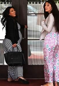 Splurge: Kim Kardashian's Los Angeles DKNY Black and White ...