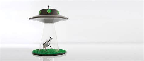 This Alien Abduction Lamp Reminds Us Why We Should Sleep 99 Cent Store Baby Shower Punch Boy Lyrics Tiny Prints Invites Guessing Game Clipart Room Rental For Pink And Gray Ideas