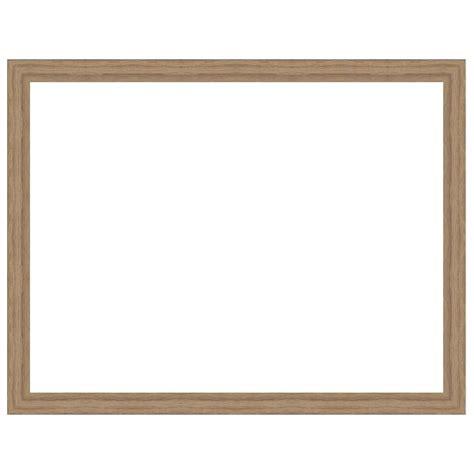 cadre bois brut naturel ch 234 ne 224 peindre soi m 234 me cadre sur mesure