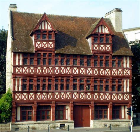 panoramio photo of caen la maison des quatrans xiv august 2009