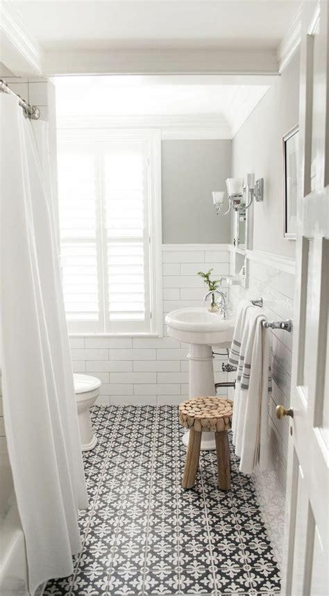 carrelage sol cuisine noir et blanc id 233 es de d 233 coration et de mobilier pour la conception de