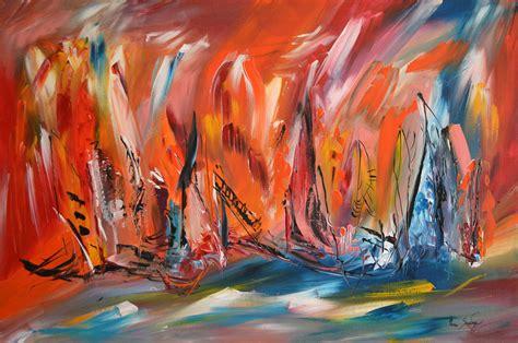tableau abstrait contemporain grand format peintre ame sauvage peintures par tableau abstrait