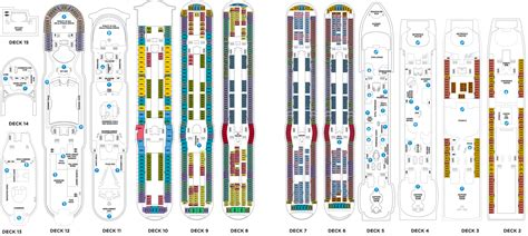 navigator of the seas deck plans cruiseind