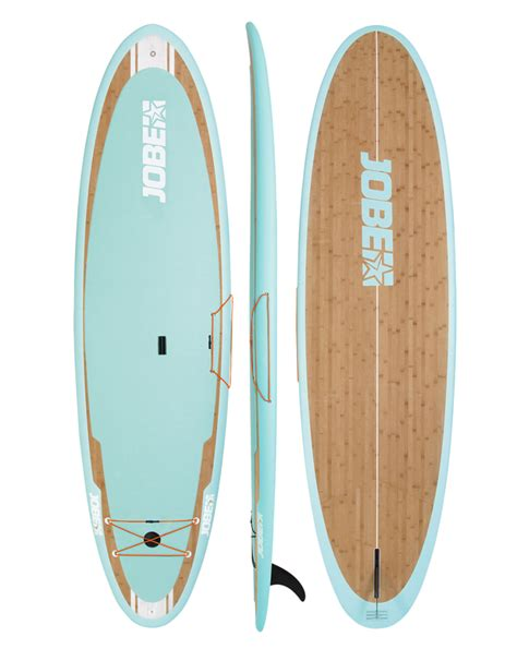 planche stand up paddle rigide jobe bamboo 10 6