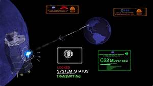 NASA laser communication system sets record with data ...