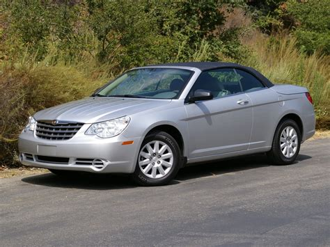 Wallpaper Chrysler Sebring Convertible