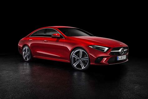 New 2018 Mercedesbenz Cls Revealed In La  Motoring Research