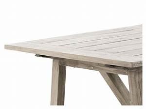 Gartentisch 200 Cm : sika design george gartentisch 200 280x100 cm gartenm bel hamburg shop ~ Markanthonyermac.com Haus und Dekorationen