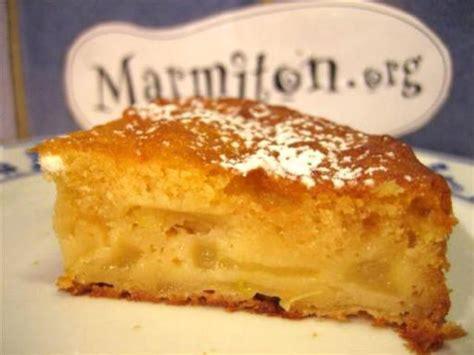 photo 6 de recette g 226 teau aux pommes facile marmiton