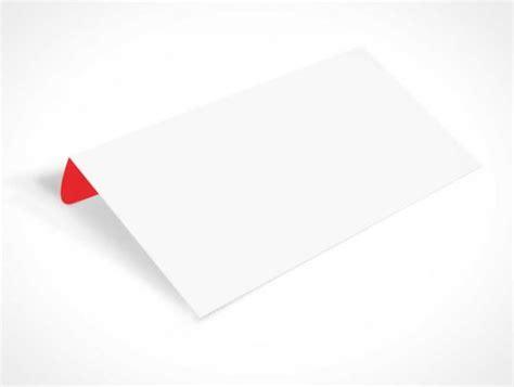 Envelope Propped Up Psd Mockup