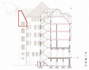 Grundriss Schnitt Ansicht : theodorstra e weitsicht in allen belangen 300 quadratmeter blauhaus architekten ~ Markanthonyermac.com Haus und Dekorationen