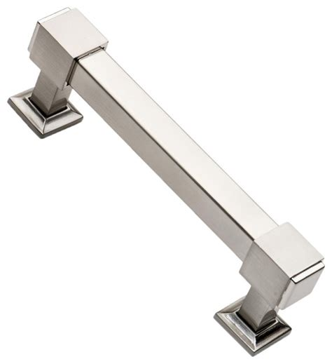 southern satin nickel cabinet pulls 4 3 4 inch