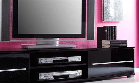 meuble tv bas laque noir meilleure inspiration pour vos int 233 rieurs de meubles