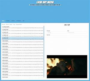 Grab Any Media Old Versions Downloads - VideoHelp