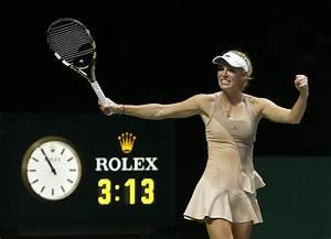 RSI TENNIS-WOMEN/WTA S TEN SPO SGP | For The Win