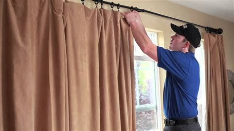 Drapery Cleaning With Coit Services-youtube