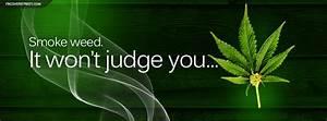 Marijuana Facebook Covers - FBCoverStreet.com