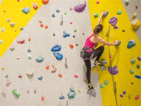 Best Climbing In London  7 Brilliant Climbing Walls For