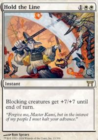 defensive samurai casual mtg deck