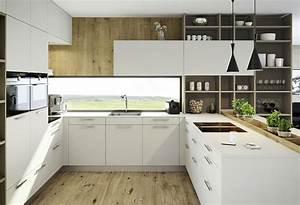 Moderne Küchen Bilder : moderne k chen tischlerei k chenstudio bauer ~ Markanthonyermac.com Haus und Dekorationen
