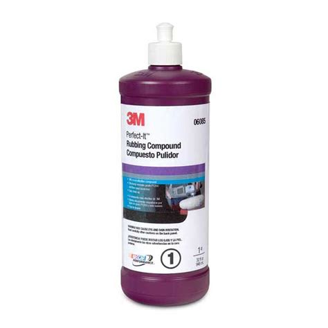 Rubbing Compound For Boats by 3m Perfect It Rubbing Compound 1 Quart West Marine