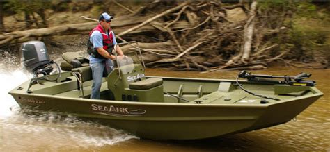 War Eagle Boat Dealers In Texas by Seaark Aluminum Boats For Sale