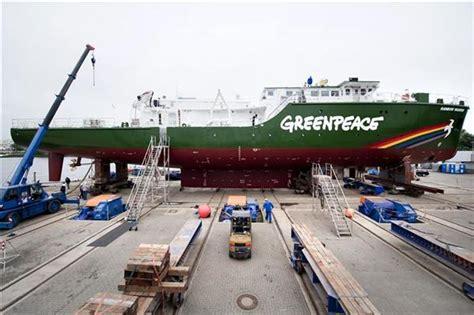 Warrior Boats Any Good by Greenpeace Rainbow Warrior Iii