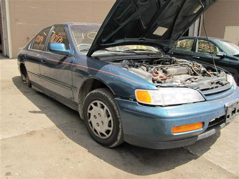 Parting Out A 1994 Honda Accord 100479 .
