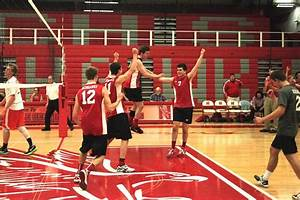 Central Times : Mens' volleyball falls to Naperville North ...