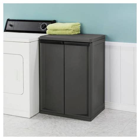 sterilite 4 shelf utility storage cabinet