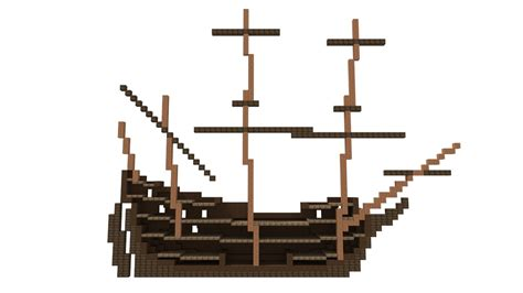 Minecraft Boat Building Guide by Minecraft Ship Building Guide 4 Decks Youtube
