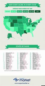 Here's How Much Less Women Make In Each State | HuffPost