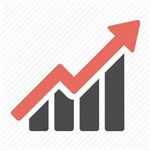 Arrow, business, finance, graph, growth, increase icon ...