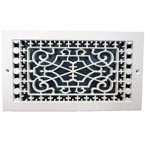 smi ventilation products base board 6 in x 10