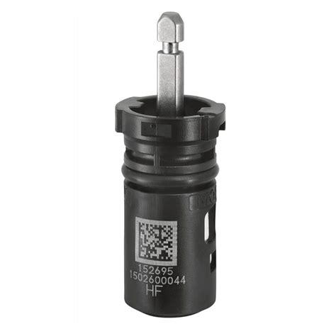 Home Depot Moen Bathroom Faucet Cartridge by Moen 2 Handle Replacement Cartridge For Moen Tub