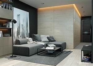 Apartment Einrichten Ideen : einraumwohnung einrichten zimmer gestalten mit praktischen wohnideen ~ Markanthonyermac.com Haus und Dekorationen